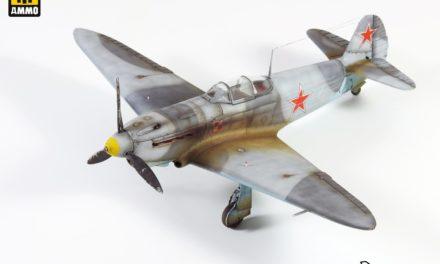 Jak-1b Expert Set – Krok-Po-Kroku z Ammo Mig