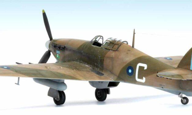 Hurricane Mk IIc trop – Galeria 2 – Artur Oślizło