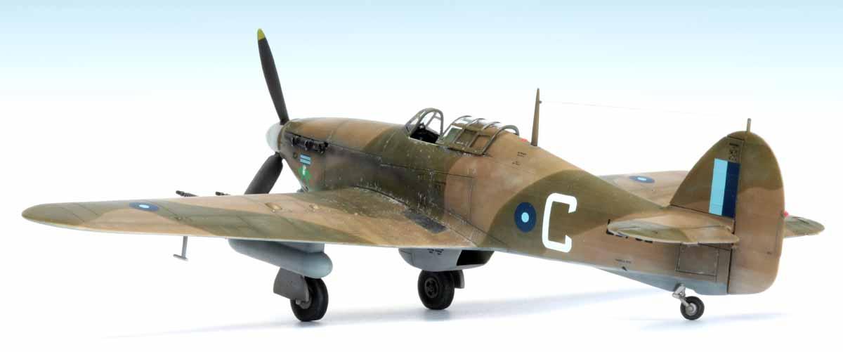 Hurricane Mk IIc trop – Gallery 2 – Artur Oślizło