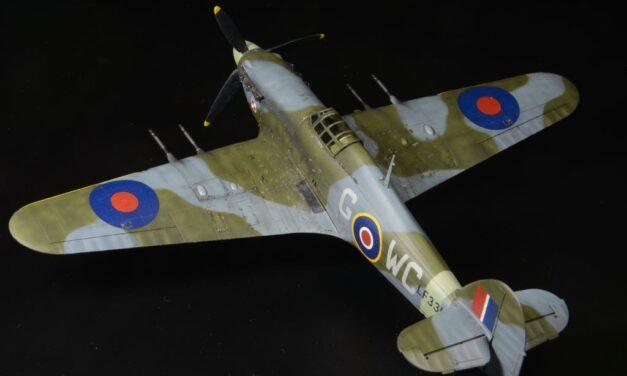 Hurricane Mk IIc – Galeria – Łukasz Rym