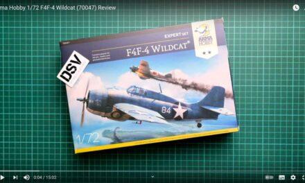 F4F-4 Wildcat – Video Inbox – Wiktor Mulin