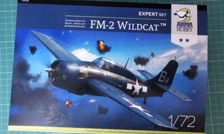FM-2 Wildcat Expert Set – recenzja KPM