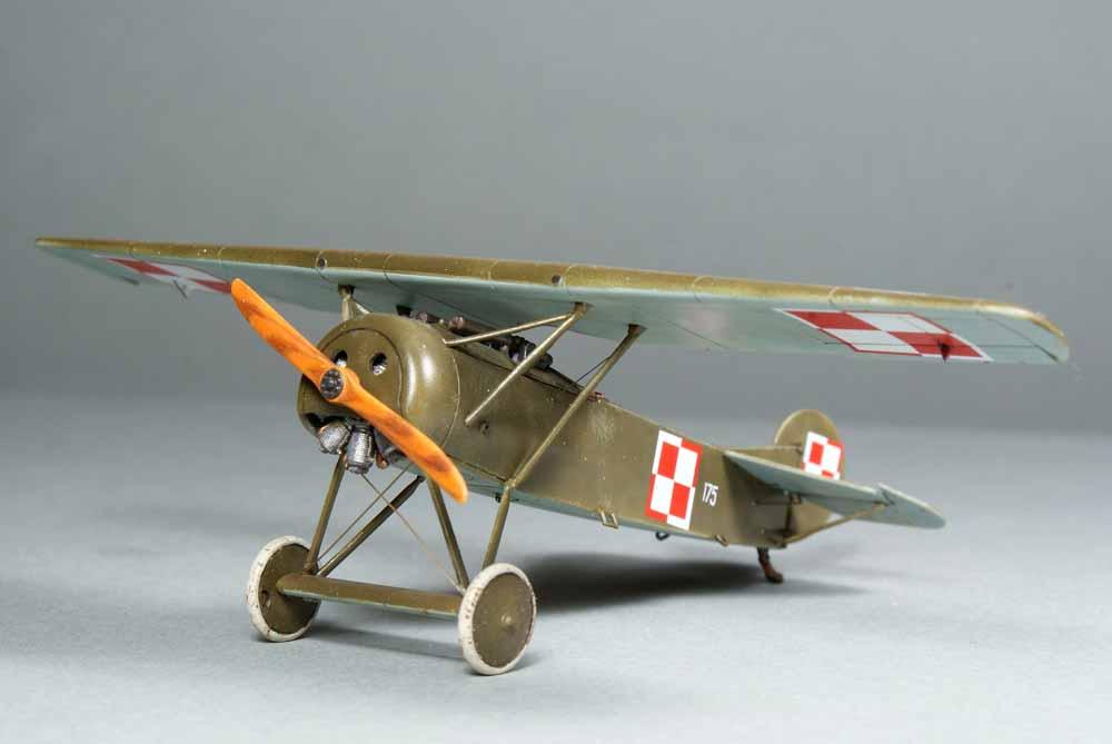 Fokker E.V Junior Set – Model Gallery – Artur Rzepka