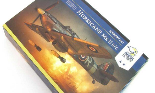 Hurricane II b/c inbox review on KFS Miniatures