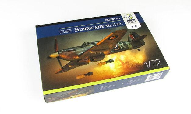 Półtorej Hurricane'a – Recenzja – TRL