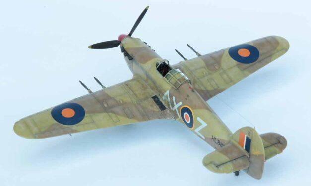 Hurricane Mk IIc Trop – Galeria – Artur Oślizło