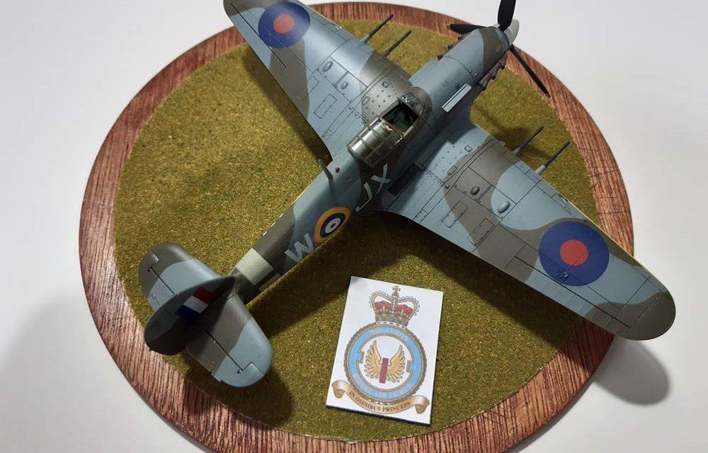 Hurricane Mk IIc Expert Set – galeria – Keith Sherwood