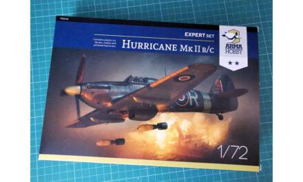 Hurricane Mk II b/c Expert Set – Recenzja – Marcin Wawrzynkowski