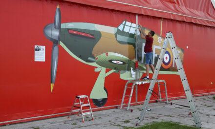 Commemoration of Hurricane RF-F