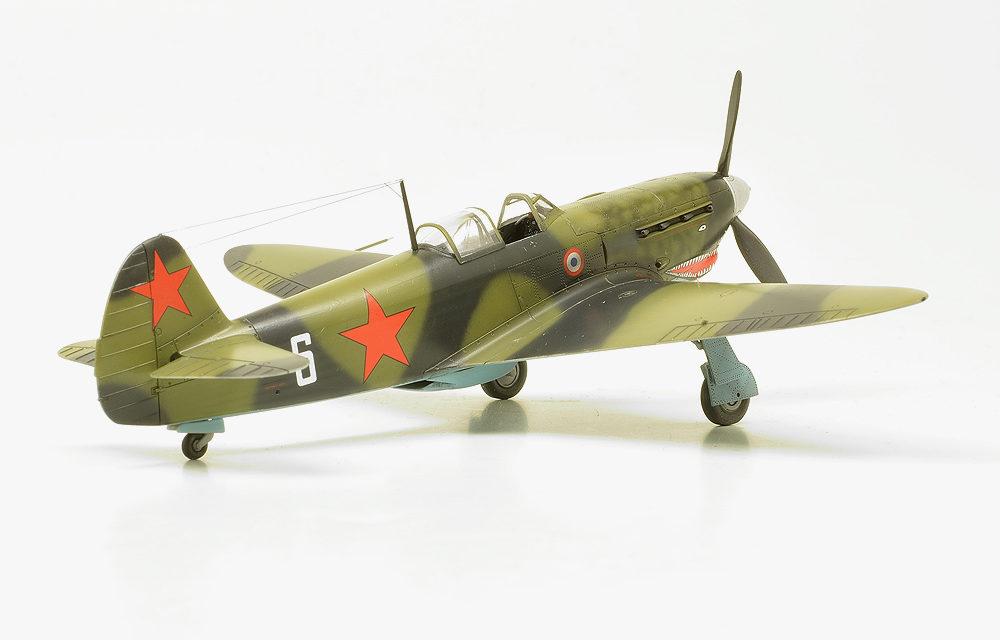 Yak-1b – Gallery – Libor Jekl