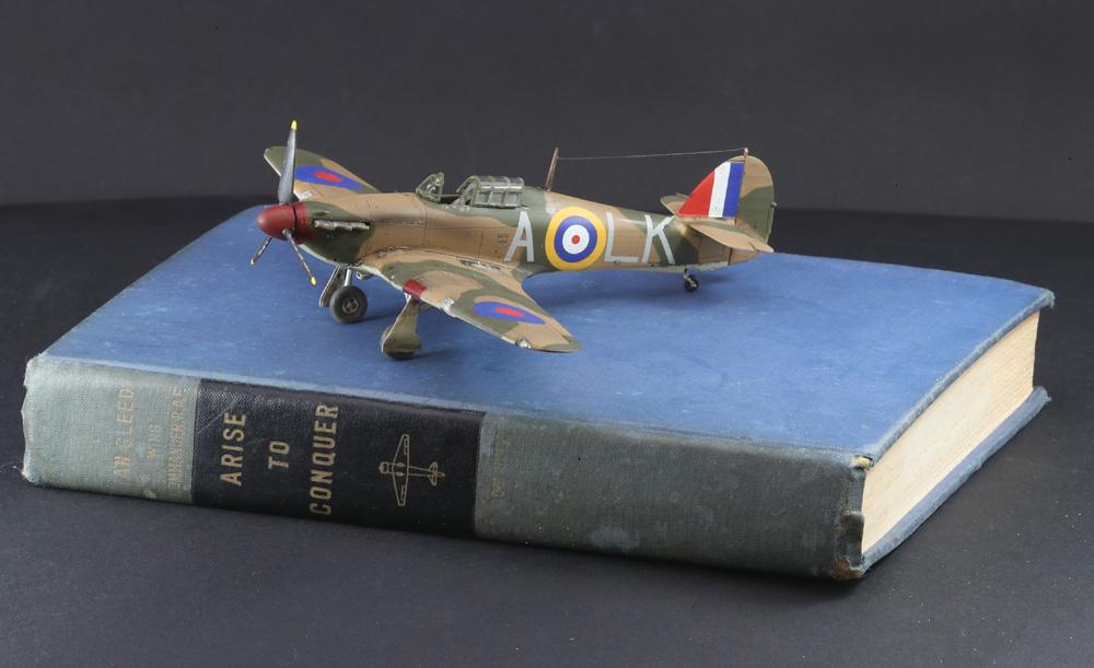 "Hurricane Mk I ""Battle of Britain"" – Galeria – Craig Boon"
