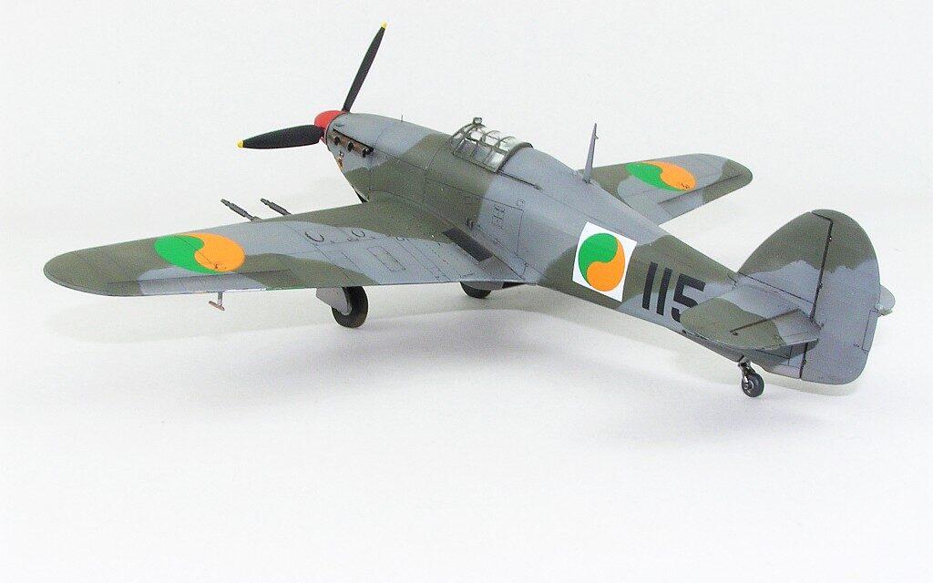 Hurricane Mk IIc Expert Set – Gallery – Sławek Kusz