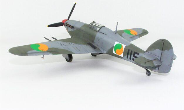 Hurricane Mk IIc Expert Set – Galeria – Sławek Kusz
