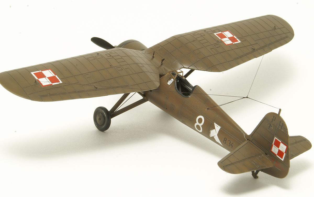PZL P.11c from 122 Eskadra – gallery – Zbyszek Malicki