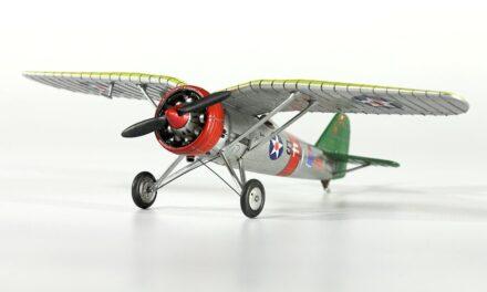 PZL P.7a w barwach US Navy – Galeria – Wojtek Werpachowski