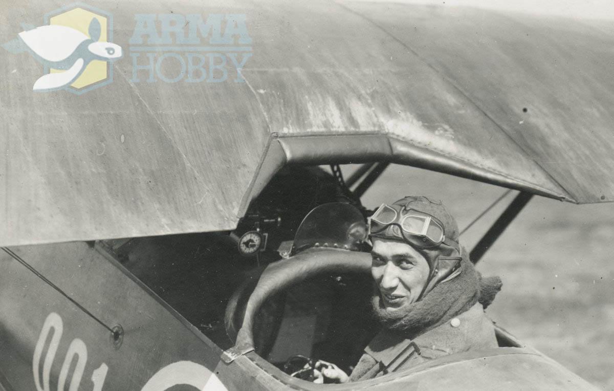 Fokker's wing