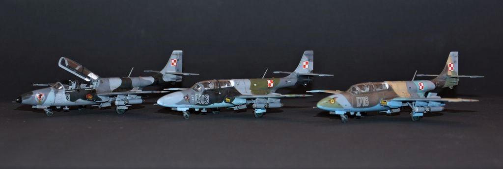 TS-11 Iskra Deluxe Set – galeria – Łukasz Rym