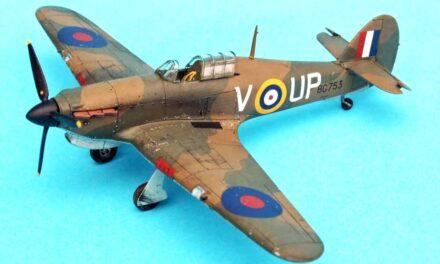 Hurricane Mk IIb trop – Galeria 2 – Tony O'Toole