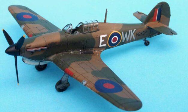 Hurricane Mk IIb – Gallery – Tony O'Toole