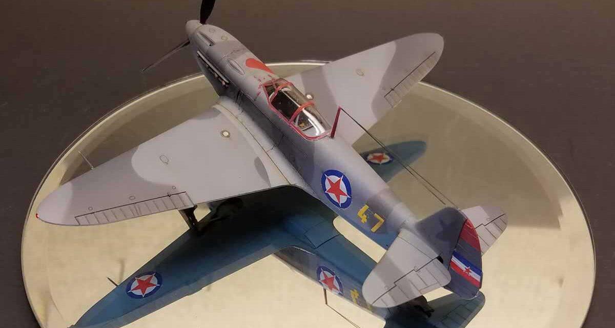 Jugosłowiański Jak-1b – Galeria – Djordje Nikolic
