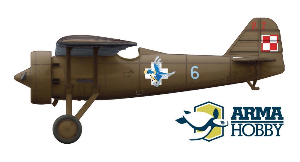 PZL P.7a ppor. Zygmunta Kinela, 151. EM, 1939