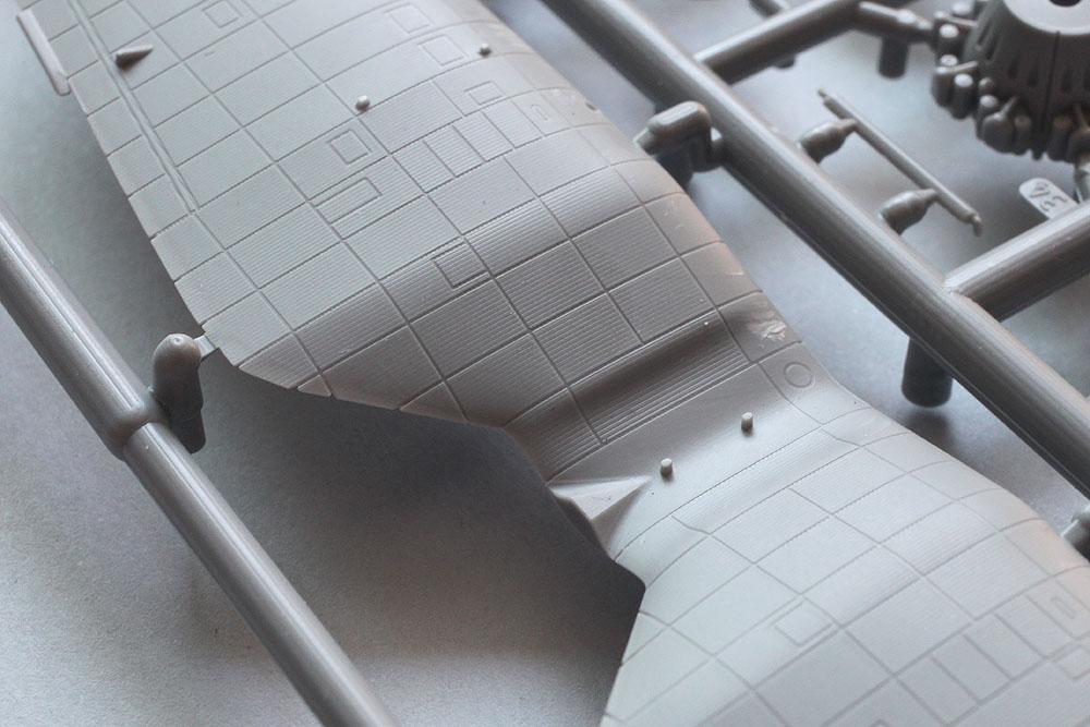 PZL P.11c – Arma Hobby 1/72 – recenzje modelu