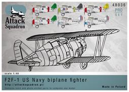 Model myśliwca F2F-1 1/48 – już za tydzień!