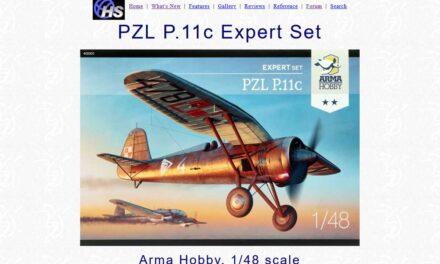 PZL P.11c – Recenzja – Brett Green na Hyperscale
