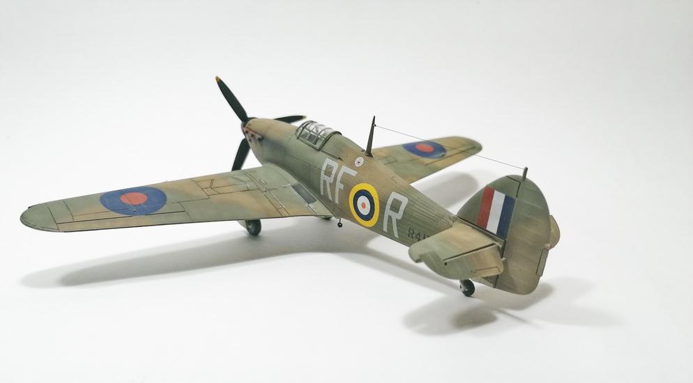 Hurricane Mk I – Galeria – Erlend Janson