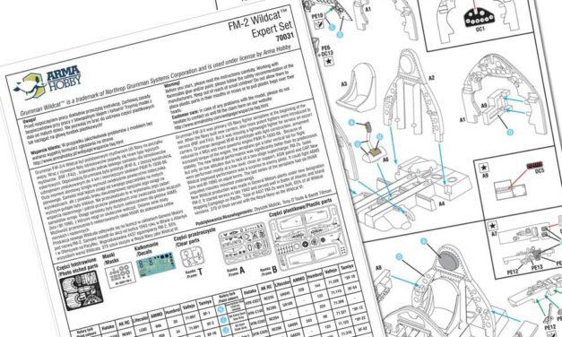 Instrukcja modelu FM-2 Wildcat™ Expert Set
