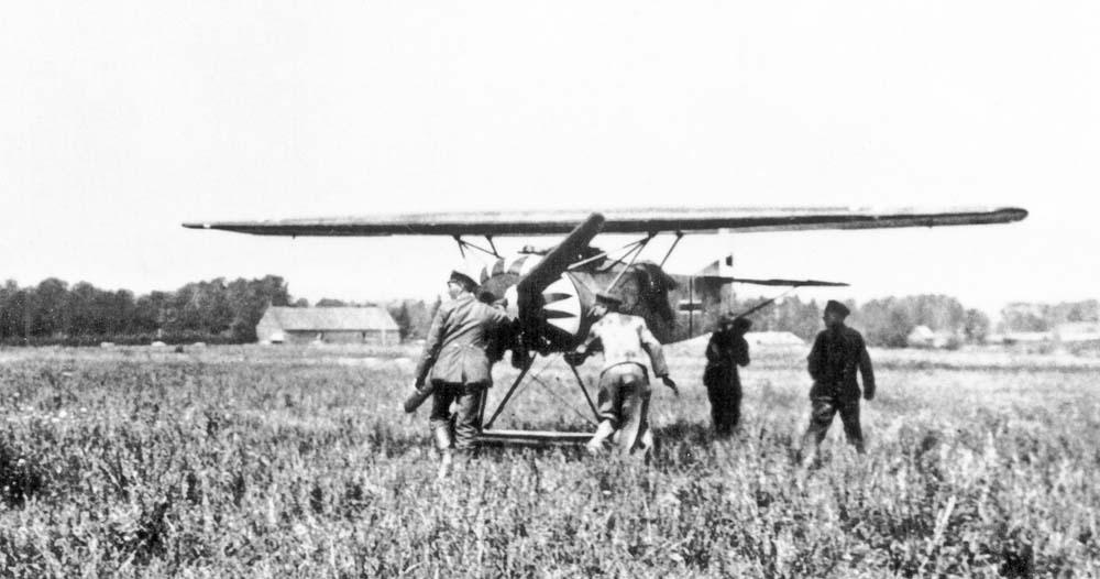 Fokker's Razor – E.V/D.VIII