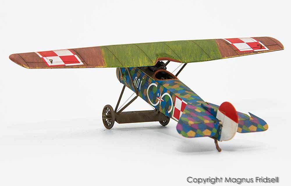 Fokker E.V – Galeria – Magnus Fridsell