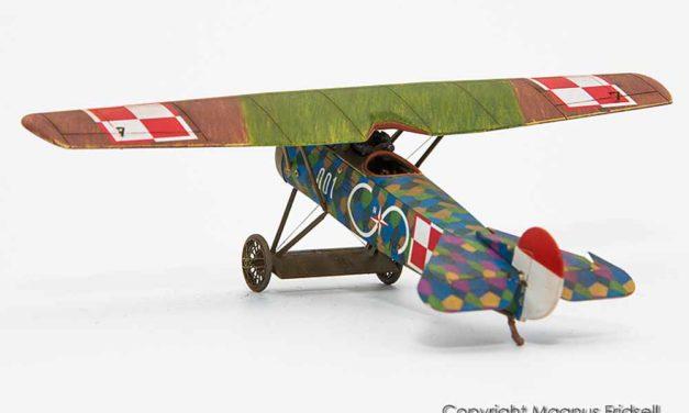 Fokker E.V – Gallery – Magnus Fridsell
