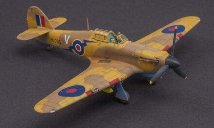 Hurricane Mk IIb Expert Set – Galeria – Lubomir Jarosz