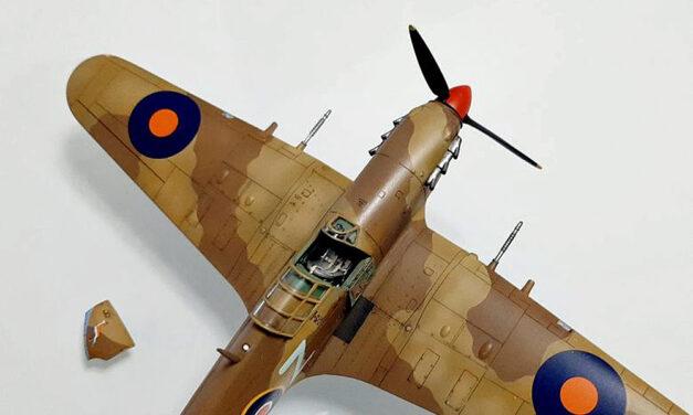 Hurricane Mk IIc trop – Galeria – Edoardo Rosso