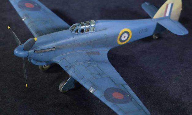 Recce Hurricane Mk I Trop – Gallery – John Miller