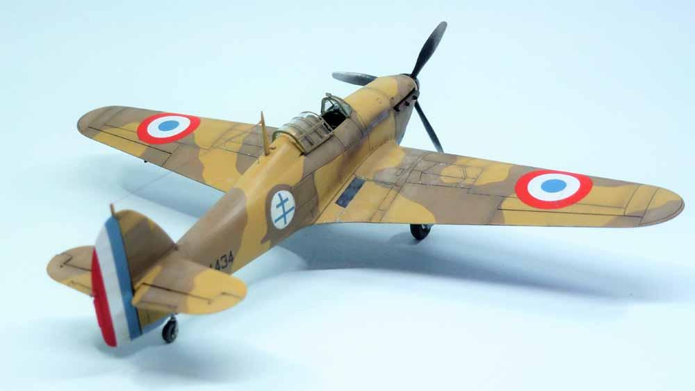 Pustynny Hurricane Mk I – Galeria – Thibault Choquart