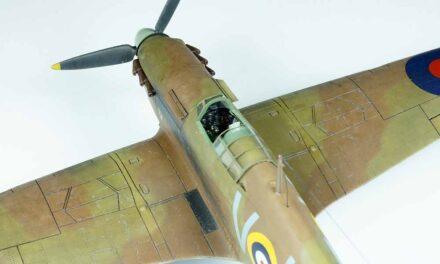 Hurricane Mk I Expert Set – Galeria – Kamil Gmerek