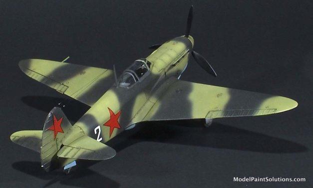 Jak-1b Expert Set built by John millerb