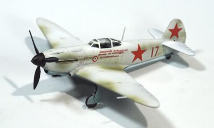 Yak-1b Normandie – Gallery – Pierre Vizentini