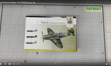 Jak-1b Limited Edition – Video Recenzja – Rafhart