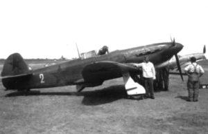 Jak-1b u Niemców