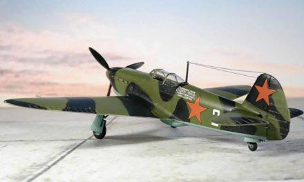 Yak-1b – Gallery – Grzegorz Nowak
