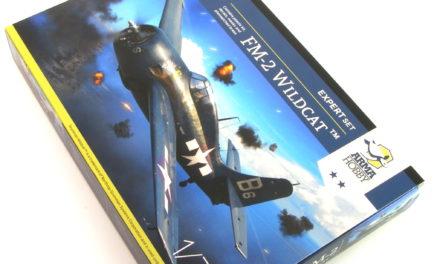 FM-2 Wildcat™ inbox review by KFS miniatures