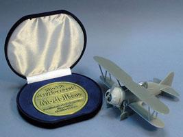 Model F2F-1 z Attack Squadron nagrodzony przez Model Fana