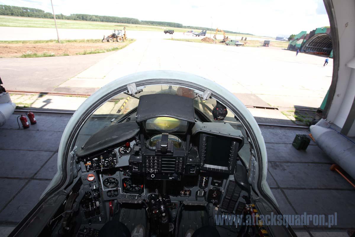 MiG-29, Walkaround of Supersonic Fighter
