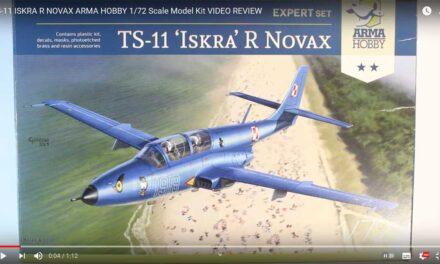 TS-11 R Novax – Recenzja – Doktor MiG