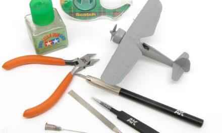 Model dla początkujących modelarzy – Wiwisekcja PZL P.11c – KFS miniatures