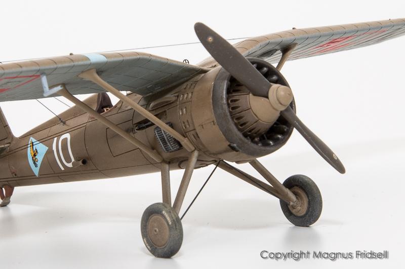 PZL P.11c Expert Set – galeria – Magnus Friedsell