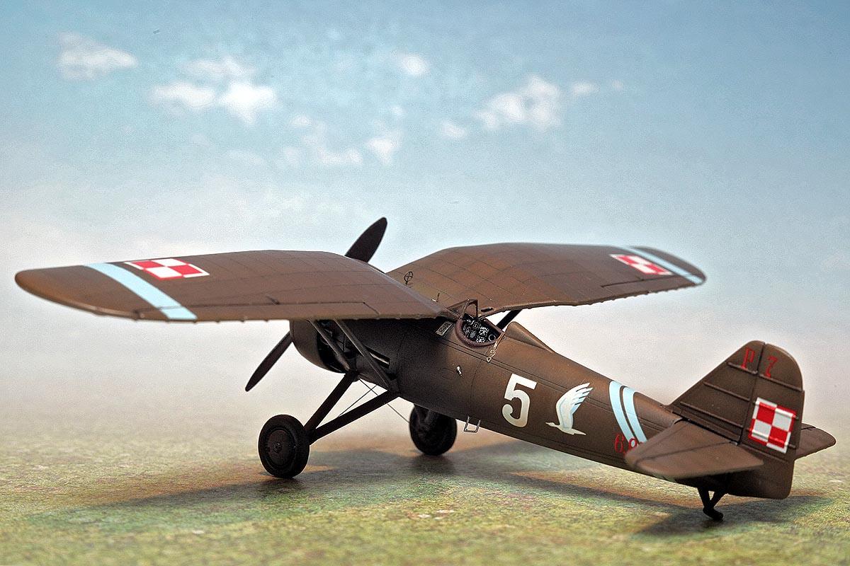 PZL P.7a Expert Set 1939 – model gallery
